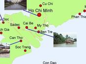 Carte Vietnam (cliquable)