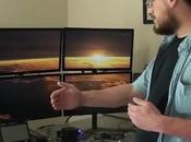 Contrôler bureau Windows avec Kinect