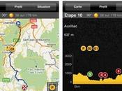 tour France 2011 application iPhone