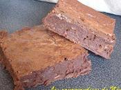 Brownie beurre salé