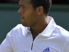 Wimbledon Tsonga terrasse maître