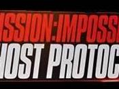 """Mission Impossible, protocole fantôme"" teaser officiel."