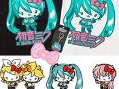 Vocaloid Hatsune Miku Hello Kitty