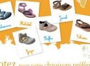 Choisissez paire chaussures l'été