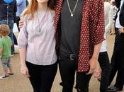 Jamie Campbell Bower Bonnie Wright: Chucs Mountain Dive Swim Party Shop
