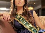Miss Brésil fait attaquer devant chez elle