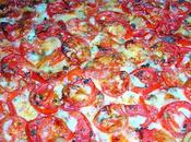 Tarte Tomates-Origan-Fromage Brebis