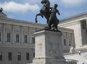 Parlement autrichien, temple grec démocratie romaine