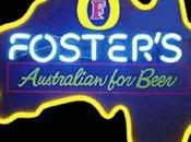 Foster's pour gros poissons.