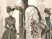 Femmes siècle 1885-1895, Musée mode costume -Palais Galliera