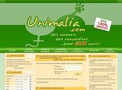 site rencontre pour animaux UNIMALIA fait peau neuve!