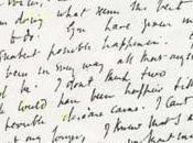Dernière lettre Virginia Woolf avant suicide.