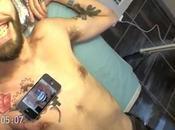 tout premier tatouage interactif
