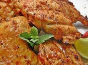 Jerk Chicken Poulet Mariné Jamaïcaine