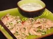 Sashimis saumon marinés thaïlandaise Light