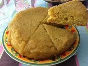 Gâteau renverse rhubarbe, Catherine