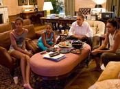 famille Obama balade pieds dans Maison Blanche