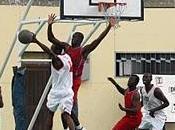 Nsangou Peyou Arouna basketball forme d'un panier