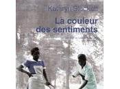 couleur sentiments Kathryn Stockett. Lecture commune