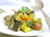 Recette poêlée légumes l'indienne