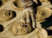Haïti, galettes boue