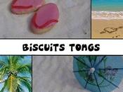 Biscuits tongs