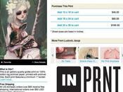 Tirages d'Art -InPRNT-