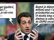 règle d'or Sarkozy l'équilibriste