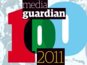 Mark Zuckerberg tête liste plus puissantes figures médiatiques Guardian