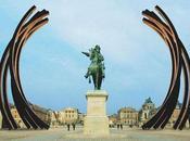 Bernar Venet Versailles