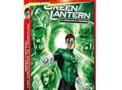 Test DVD: Green lantern, chevalier l'émeraude