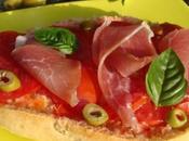 Ciabattas olives vertes
