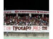 Europa League: affrontera l'Olympiacos Volou