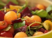 Salade boeuf séché viande grisons