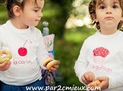 Prmeière collection vêtements accessoires jumeaux Par2Cmieux