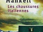 chaussures italiennes Henning Mankell