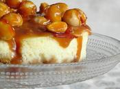 Caramel macadamia Cheesecake caramel noix
