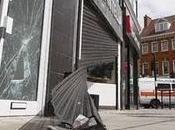Troisième journée d'émeutes Londres
