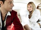 photos mariage Kate Moss Jamie Hince dans Vogue Mario Testino