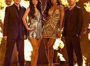 Photo promo Kelly Rowland pour X-Factor