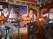 trio featuring Katerine Desrochers Café Sports, Uccle, août 2011