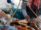 Beach Food Thailand