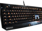 Razer présente accessoires Battlefield