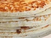 Pancakes buttermilk (babeurre L'ben)
