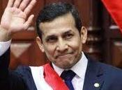 Ollanta Humala, Président République Pérou 2011 2016