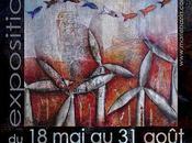 """Exposition Marie Bazin prolongée """"Grain sable"""" l'île d'Oléron"""