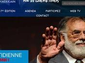 Deauville 2011 rencontre avec Francis Ford Coppola