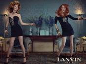 vidéo buzz Lanvin clichés Steven Meisel pour campagne Automne Hiver 2011-2012