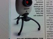 Cette webcam Philips n'inspire confiance…