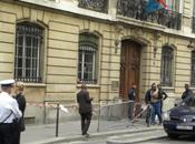 l'ambassade Congo Paris